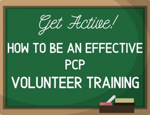 ONLINE TRAINING: How to Be an Effective PCP – March 25th, 2021