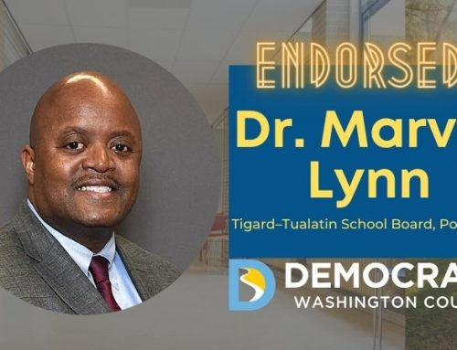 Marvin Lynn, Tigard-Tualatin School Board Pos. 5 – Candidate Interview