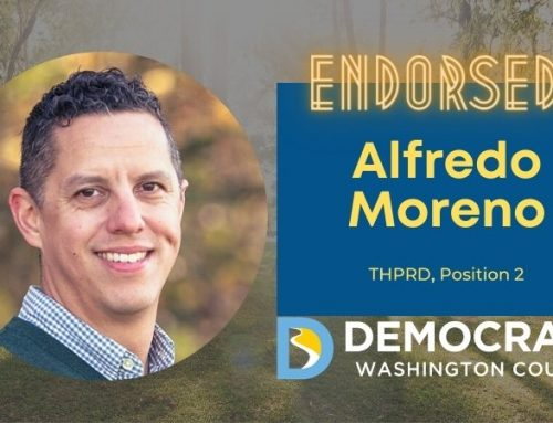 Alfredo Moreno, THPRD Pos. 2 – Candidate Interview