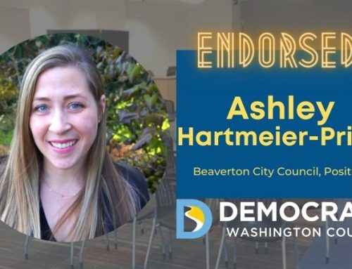 Ashley Hartmeier-Prigg, Beaverton City Council, Position 1 – Candidate Interview