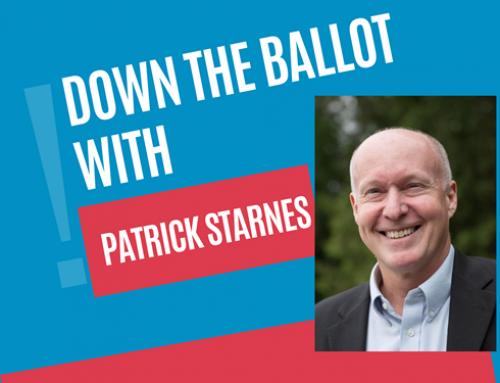 Down the Ballot: Patrick Starnes Interview